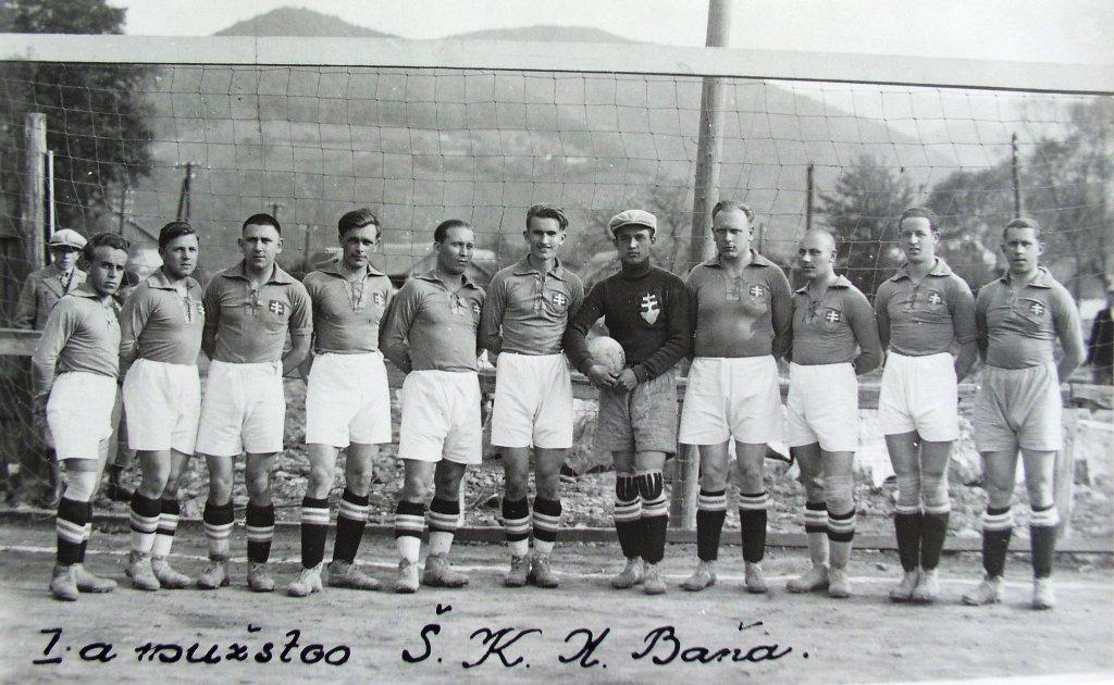 Majstrovský zápas ŠK Nová Baňa proti ŠK Handlovej