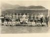 Najstaršia fotografia zobrazujúca novobanských hráčov z roku 1912