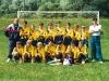Družstvo mladších žiakov, ktoré skončilo v ročníku 1994/95 v divízii JUH na 1.mieste